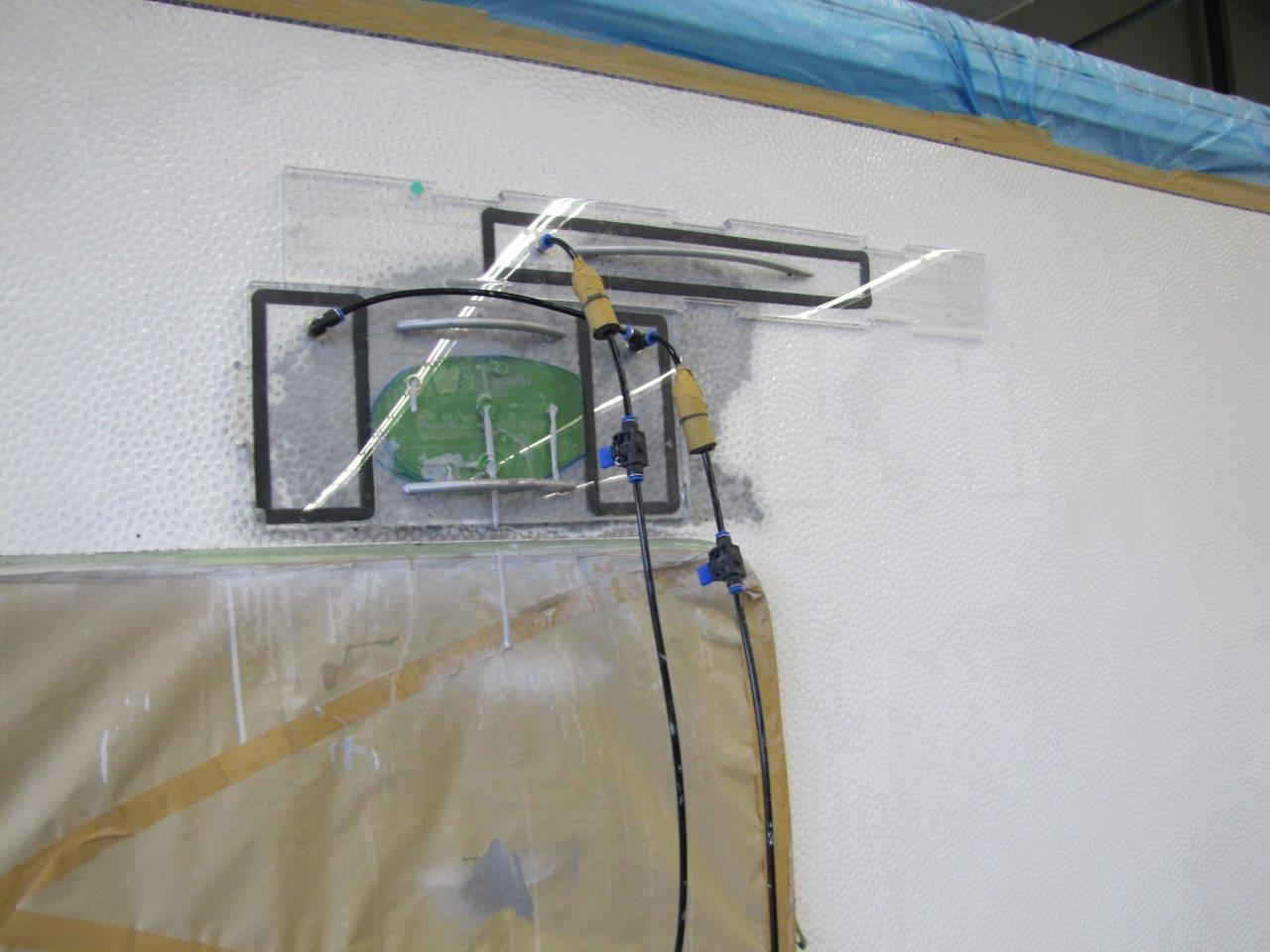 Reparatur mit HBC-Methode (Bild: Fa. Bollwinkel, Bremen)
