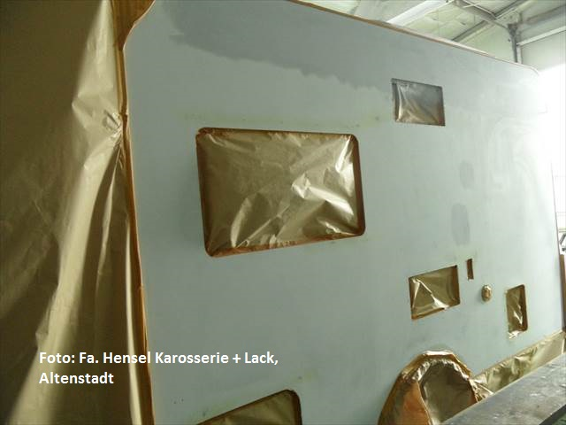 Hensel Karosserie + Lack / Altenstadt